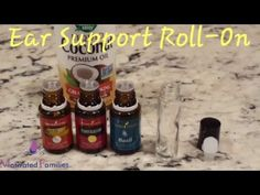 Ear Support Roll On - YouTube
