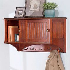 Providence Entry Wall Cabinet - $169.99