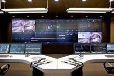 Überwachungszentrale ÜZ Himmelreich! von http://www.controlrooms.at