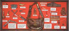 Bag & contents