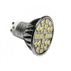*New* 5 Watt GU10 LED Bulb- SMD - Wide Beam Angle- 2700K