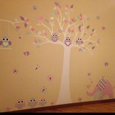 Zoo Animaux Train Papier Peint Bordure Autocollante Enfants Chambre Décalques 28