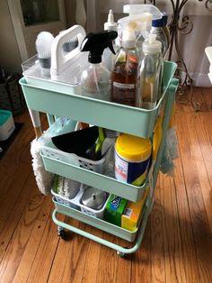 Craft Storage Cart, Arts And Crafts Storage, Office Storage, Storage Bins, Extra Storage, Rolling Shelves, Rolling Storage, Container Store, Container Cabin
