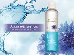 ¡Conoce el nuevo tamaño de PurBleuet, nuestro producto número 1 en ventas que elimina el maquillaje a prueba de agua