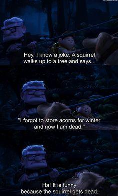 the humor of Doug... :)