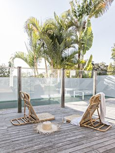 Our property - Cape Beach House Bed & Breakfast Byron Bay — Cape Beach House Byron Bay Mcm House, House Beds, Byron Bay Beach, White Wash Walls, Built In Robes, Bungalow Renovation, Cosy Corner, Beach Town, Bed And Breakfast