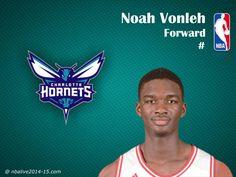 Noah Vonleh - Charlotte Hornets - 2014-15 Player
