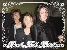 Buck-Tick Bitches