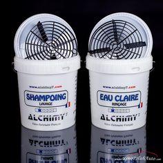 Seaux Alchimy pour le lavage et Rinçage de votre voiture Coconut Oil, Audi, Automobile, Buckets, Products, Car, Autos, Cars