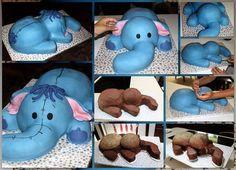 Elephant cake                                                       …