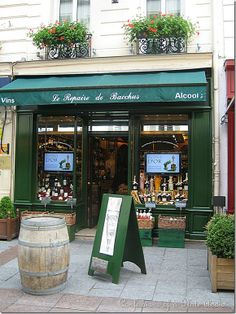 LE REPAIRE DE BACCHUS Paris Wine Shop