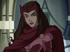 Scarlet Witch (real name Wanda Maximoff) is the daughter of Magneto and sister of Quicksilver and Polaris. Wanda is shown to be a very caring person who cares for her both of siblings and father. She would like to protect Genosha. Marvel Comics, Marvel Dc Movies, Marvel Comic Character, Marvel Characters, Scarlet Witch Halloween, Scarlet Witch Comic, Wanda Marvel, Batman Poster, Black Widow Natasha