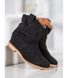Kovbojky na kline Wedges, Booty, Ankle, Shoes, Fashion, Swag, Zapatos, Moda, Shoes Outlet