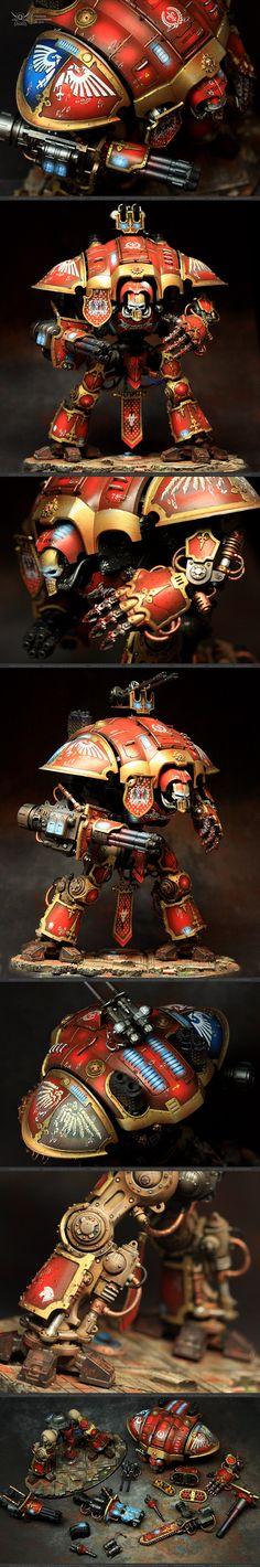 Imperial Knight Warden / Gallant