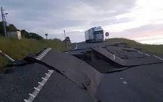 Image result for kaikoura earthquake new zealand 2016