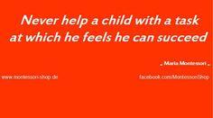 Zitat von Maria Montessori