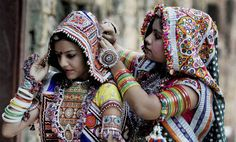 Garba is an important part of celebrations in Gujarat during the nine nights festival that begins on October 5, 2013.