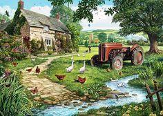 A lovely farm