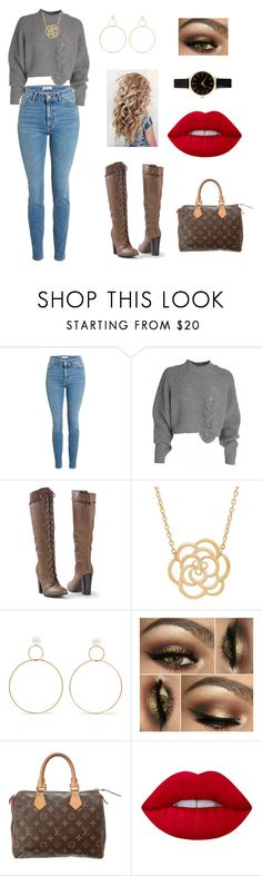 """Horse show today 😍🐴"" by gracie0411 ❤ liked on Polyvore featuring beauty, Venus, Lord & Taylor, Natasha Schweitzer, Louis Vuitton and Lime Crime"