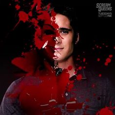 Could Pete be the Red Devil?  #ScreamQueens
