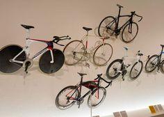 Design Museum's Cycle Revolution exhibition  , - ,   A new exhibition... Exhibition, Bicycle Design, Dezeen, Design Museum, Contemporary Design, Revolution, Cycling, London, Celebrities
