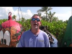 A Tour Around Castaway Cay PLUS Prize Giveaway at the End - Episode 157 - TravelwithRick.com