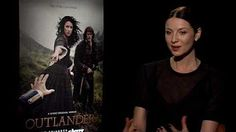 Caitriona Balfe is proud of the realistic sex scenes in 'Outlander' - YouTube