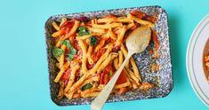 A legjobb paradicsomos tésztaszósz!   Street Kitchen Pasta Recipes, Pasta Salad, Ethnic Recipes, Food, Crab Pasta Salad, Essen, Meals, Yemek, Eten