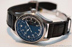 IWC Pilot's Watch Worldtimer IW326201 by acejewelers, via Flickr