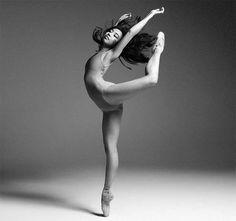 The Australian Ballet's Karen Nanasca.