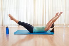 At-Home Workouts That Don't Require One Piece of Equipment