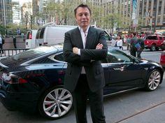 Elon Musk ist früher als geplant, einen großen Zahltag von Tesla Motors zu erhalten, obwohl er weniger als $40.000 im Jahresgehalt verdient. Im Jahr...