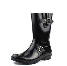 $1190 Rain Boots tallas del 1 1/2 al 5 1/2 mex