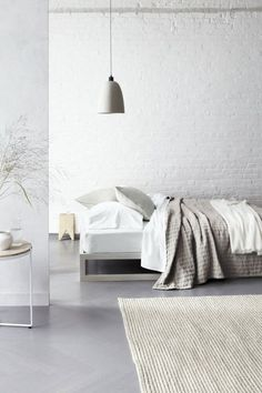 Home Decor – Bedrooms : Eileen Fisher Summer 2014 -Read More –