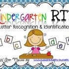 See this post for more details: http://theinspiredapple.blogspot.com/2012/09/kindergarten-rti-letter-identification.html  Hey, y'all!  This packet ...