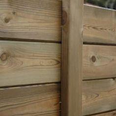 Palissade bois PARANA - Deck-linéa: Jardin de style de style Classique par Deck-linéa