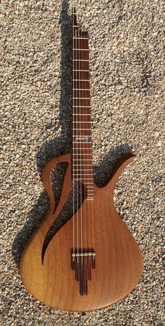 Paradis Avalon Gitarre von Rolf Spuler, sehr selten, fast neuwertig mit CITES ! in Musikinstrumente, Gitarren & Bässe, E-Gitarren   eBay!