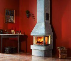 Contura 470  #KernowFires #stove #woodburner #cornwall #contemporary #modern #wadebridge #redruth #fireplaces #freestanding