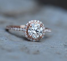 """Rose gold.. so pretty. Check out """"Ride Precious"""" on Etsy"""