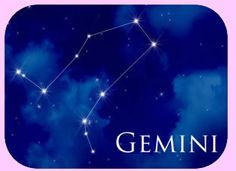 Gemini Personality | gemini constellation many geminis become actors or enter the ...