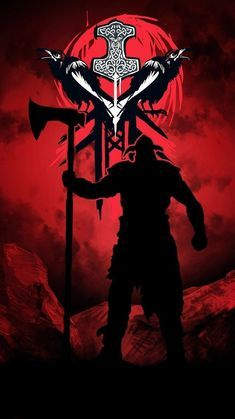 Pin By Madmax On Viking Wallpaper In