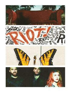 Love Paramore! every album is so good. best band EVER. (sorry fun., sorry queen!)