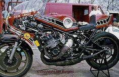 Steve Baker 0W31 Yamaha at the Match Races.