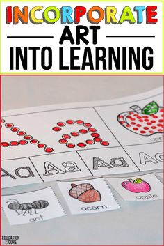 Here are 17 Amazing Strategies that Work for teaching letters and sounds! Learn our best kept secrets and how you can make these strategies work for you! Teaching Letters, Teaching Jobs, Teaching Kindergarten, Teaching Reading, Teaching Ideas, Teach English To Kids, Teaching Activities, Teaching Resources, Abc Poster