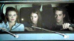 Holland Roden - Teen Wolf Season 3 Episode 7