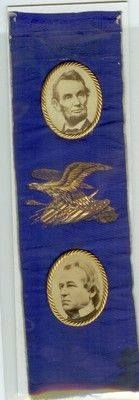 1864 Campaign Ribbon