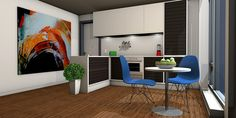 Kitchens are the heart of the home and a good kitchen design transforms a house into a home. This post informs you on the kitchen design choices available. 3d Architectural Visualization, 3d Visualization, Virtual Staging, Home Staging, Exterior Rendering, Sell My House, 3d Modelle, Home Network, House Prices