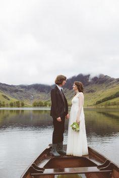Atmospheric Lake District Wedding: Helen & Andy · Rock n Roll Bride