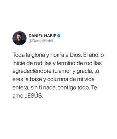 Funny Spanish Memes, Spanish Humor, God Prayer, God Is Good, Bible Quotes, Prayers, Lord, Motivation, Reading