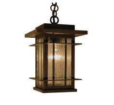 Oak Park H Arts & Crafts Outdoor Hanging Light Outdoor Hanging Lights, Oak Park, Arts And Crafts, Lighting, Home Decor, Decoration Home, Light Fixtures, Room Decor, Craft Items
